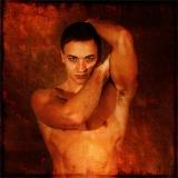 Naked Boy on Fire